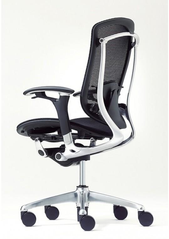 Okamura Contessa Chair Polished Base & Frame