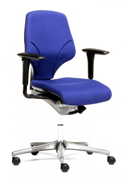 Giroflex G64 Meeting Chair Blue