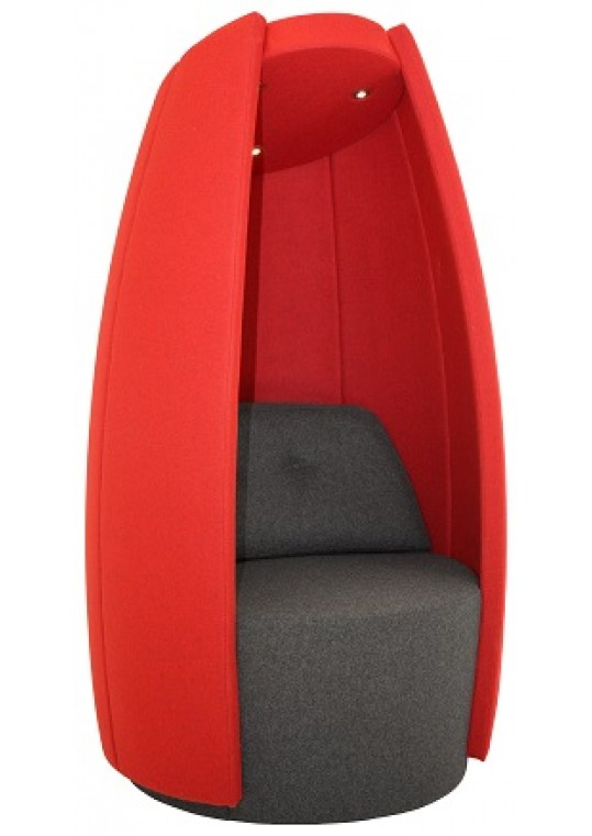 Carsten Buhl Sequester Seating Pod