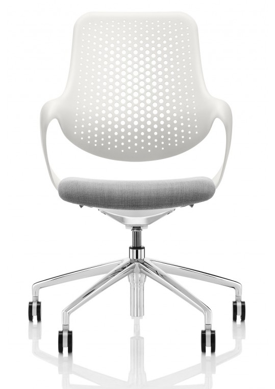 Boss Coza Chair White Back