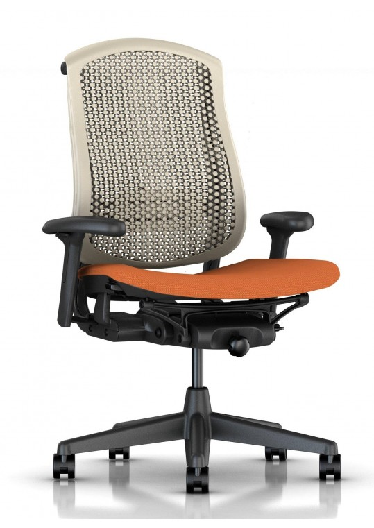 Herman Miller Celle Chair Upholstered Seat - You Choose