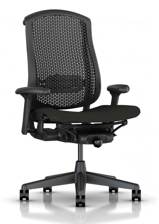 Herman Miller Celle Chair Upholstered Seat - You Choose  Lead time 12 to 13 Weeks