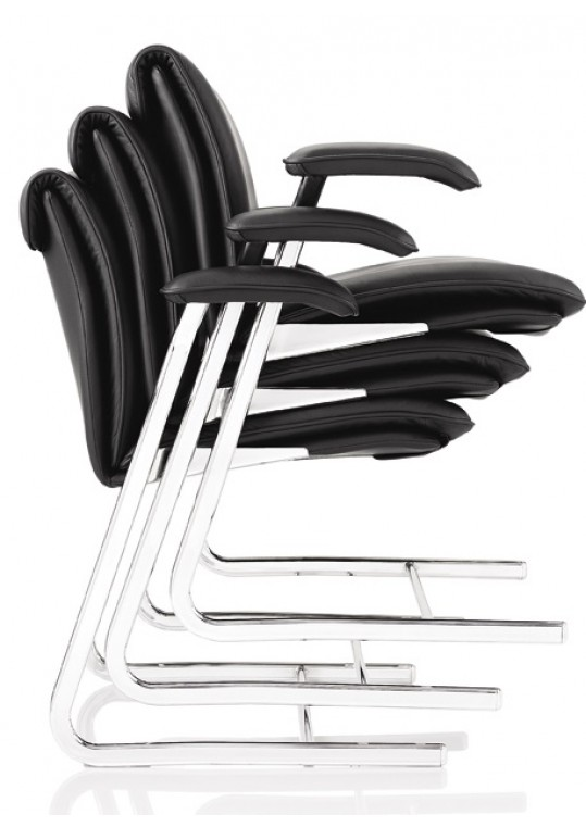 Boss Delphi Meeting Chair - Stackable