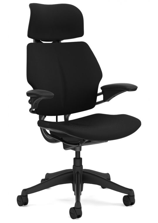 Humanscale Freedom Chair with Headrest Classic - 10 - 15 Working Day Delivery Lead Time