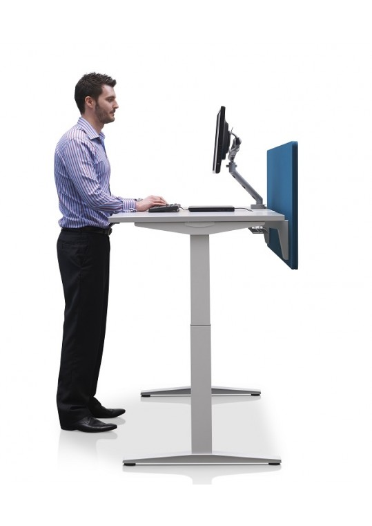 Herman Miller Ratio Sit & Stand Desk