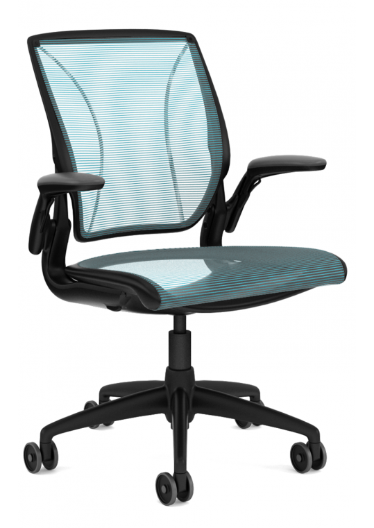 Diffrient World Chair Cyan