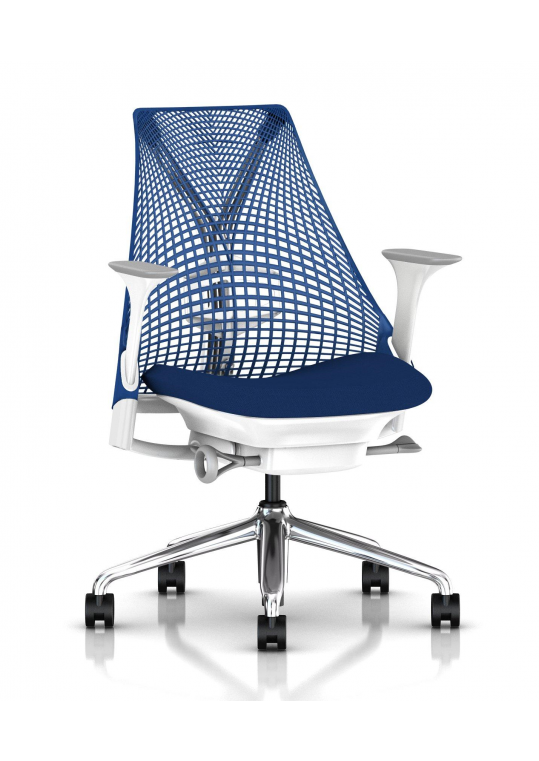 Sayl Task Chair - Blues