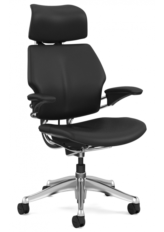 Humanscale Freedom Chair with Headrest Executive - 2-3 Working Day Delivery Lead Time