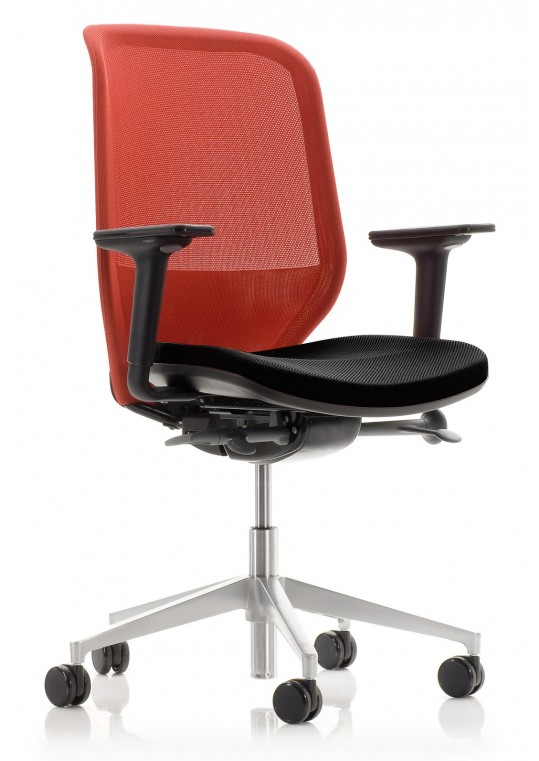 Orangebox Joy Task Chair - Mesh Back