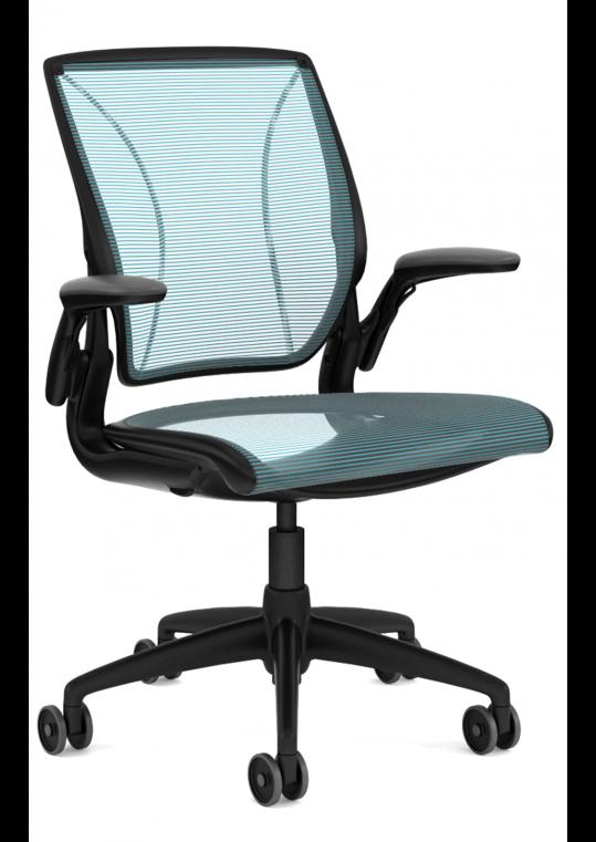 Diffrient World Chair Cyan
