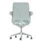 Herman Miller COSM Chair Mid Height Back Glacier Back