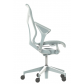 Herman Miller COSM Chair Mid Height Back Glacier Side