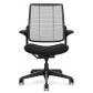 Humanscale Smart Chair Black Edition Front
