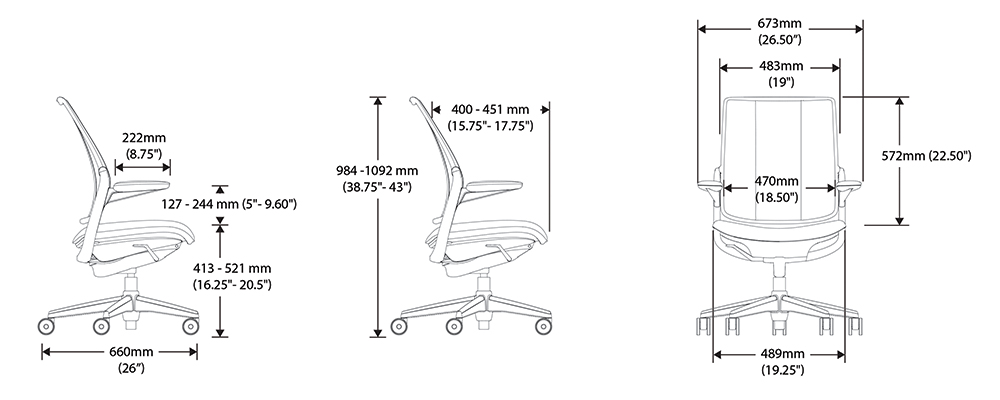 Smart Chair Specification