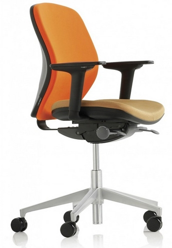 Orangebox office chair